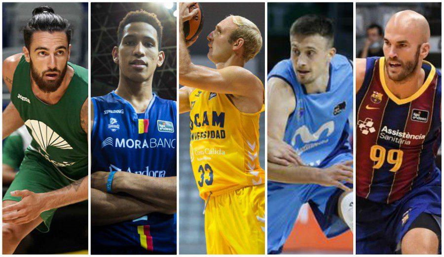 A seguir: 5 jugadores de Liga Endesa que están destacando en pretemporada