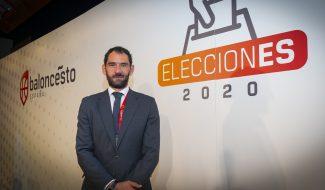Jorge Garbajosa, reelegido Presidente de la FEB para el periodo 2020-24. Sus palabras…