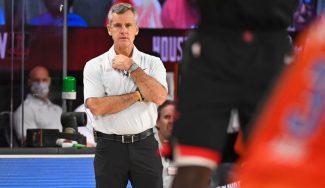 Billy Donovan, nuevo entrenador de los Chicago Bulls. ¿Qué buscan los Bulls?