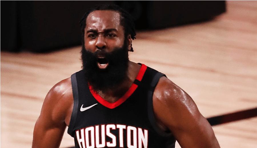 Harden mete a los Rockets en semis con una acción defensiva (Vídeo)