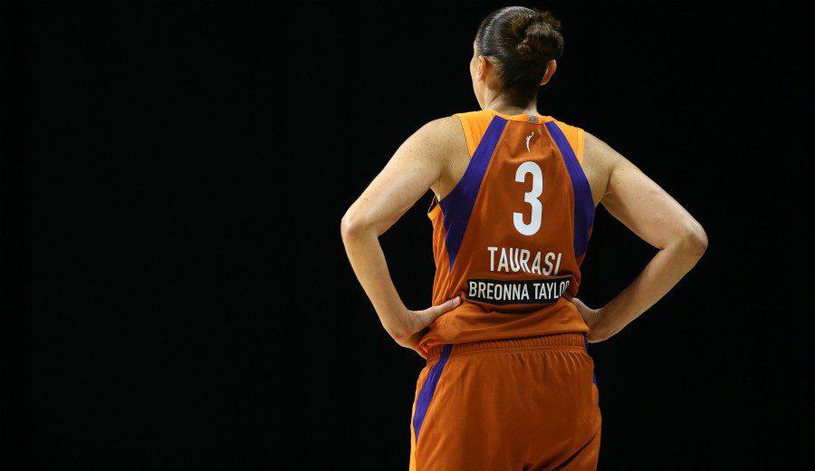 Diana Taurasi, en un momento espectacular… ¡a los 38 años!