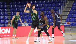 Primer partidazo de Tomic con la Penya en la derrota ante Andorra