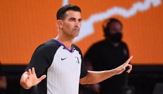 El otro lado del juego: así es la labor de un árbitro en la NBA
