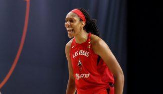 La WNBA reparte sus premios y A'ja Wilson es la nueva MVP