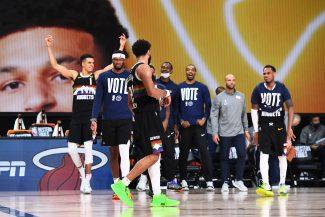 Jokic, Murray y el invitado inesperado Grant alimentan la serie entre Nuggets y Lakers
