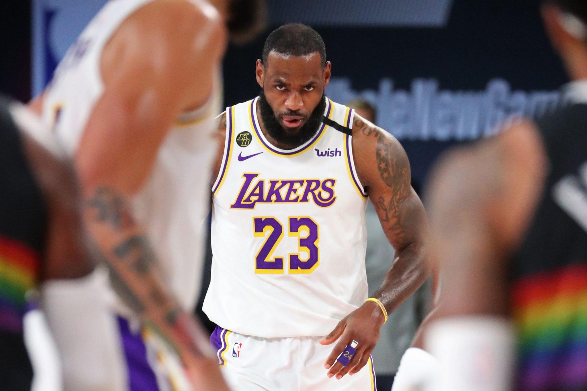 Los datos de leyenda de LeBron James en sus 10ª finales