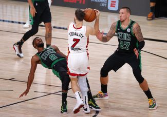 Miami hace colapsar a los Celtics de nuevo. Dragic brilla y colocan el 2-0… (Vídeo)