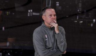 Mike Malone critica la cantidad de tiros libres lanzados por los Lakers