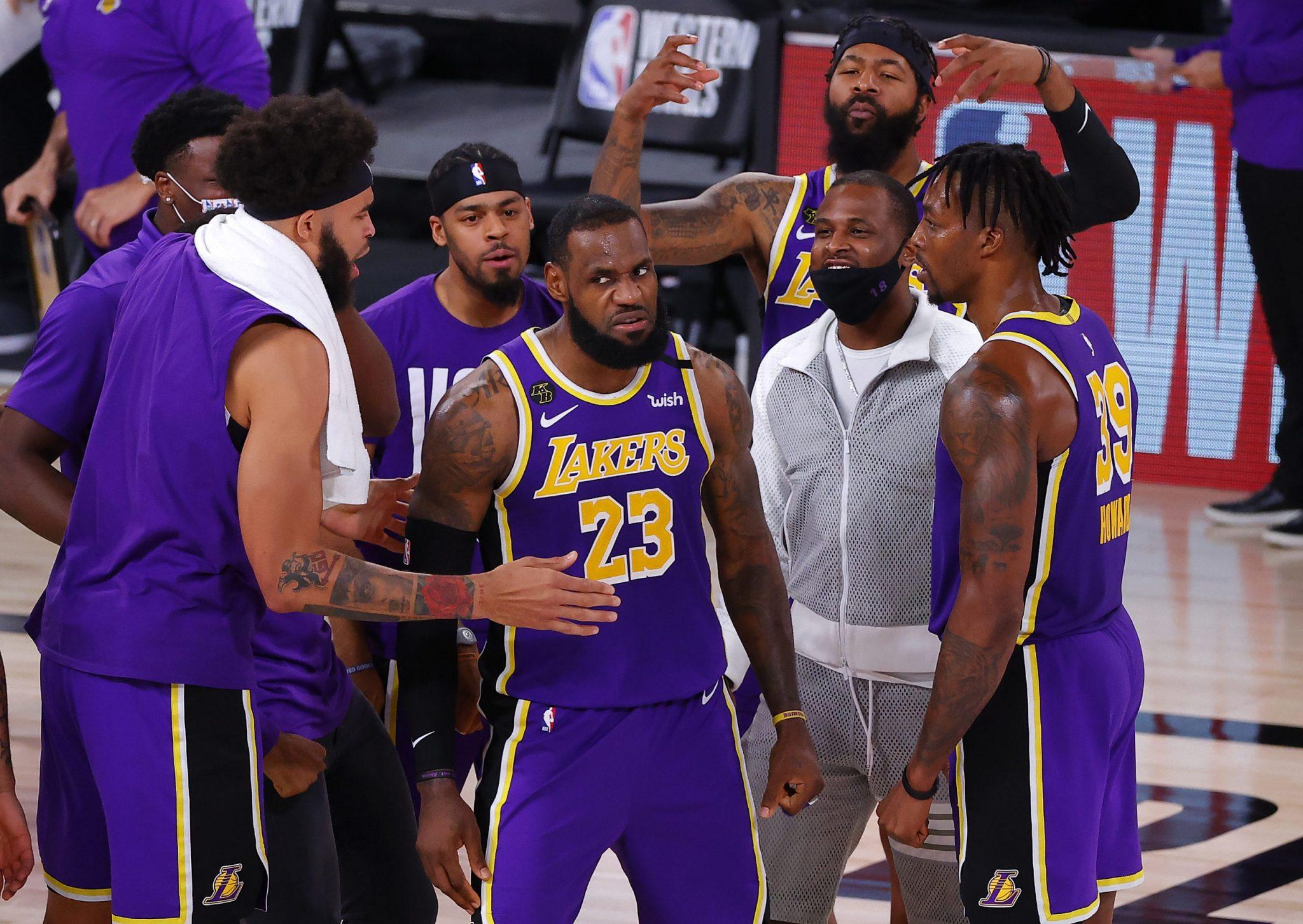 Los Lakers jugarán la Final 10 años después. El partidazo de LeBron James para sellar el 4-1 (Vídeo)