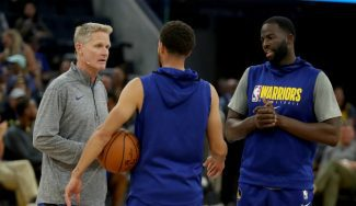 Curry y Green se saltan el minicamp de los Warriors. Steve Kerr lo explica