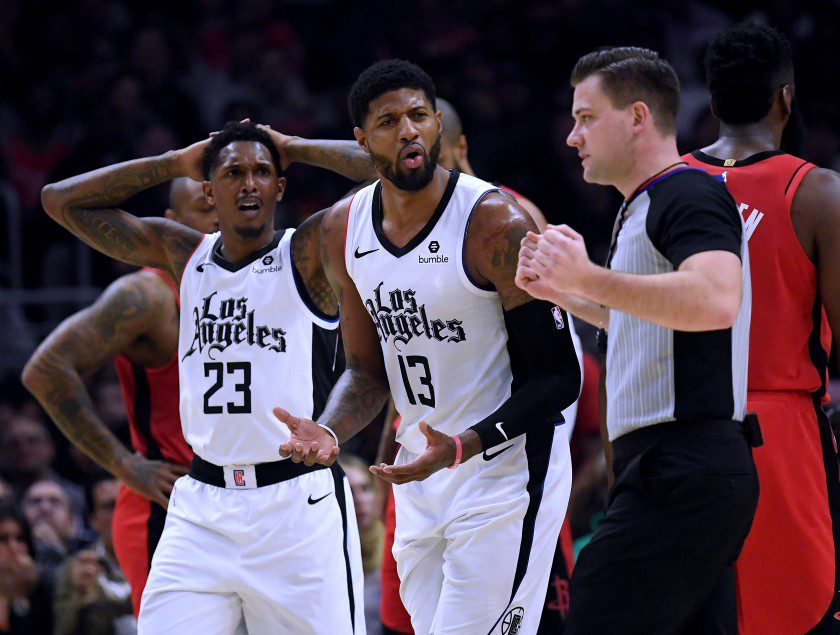 Las declaraciones de Paul George y Lou Williams tras la eliminación de los Clippers