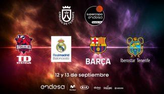 SuperCopa ACB Endesa 2020: horario y TV, partidos, retransmisiones y resultados