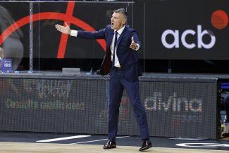 Las palabras de Sarunas Jasikevicius, técnico del Barça, tras la derrota en la Supercopa Endesa
