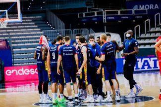 Otro partido aplazado por Covid-19 en Liga Endesa: Dos casos más en el Morabanc Andorra