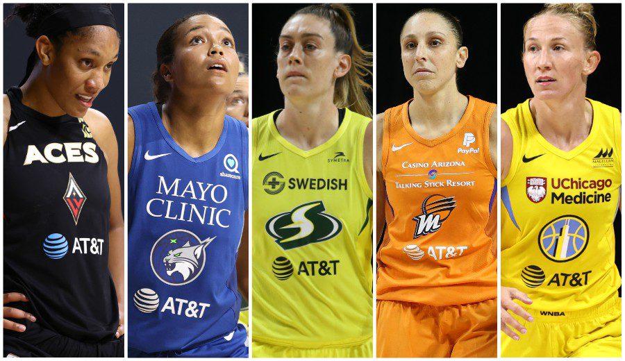 ¿Quién manda en la WNBA? Las mejores jugadoras antes de los playoffs