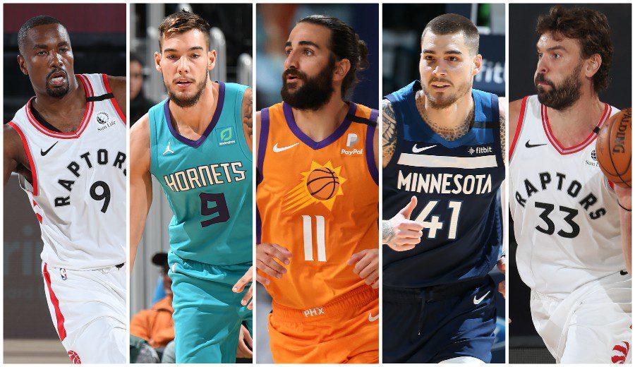 Los españoles en la NBA: contratos y agencia libre, caso a caso