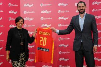 Kellogg se convierte en proveedor oficial de la Federación Española de Baloncesto