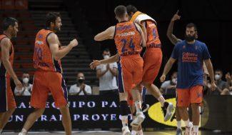 El Valencia Basket sale como campeón de 'su' torneo de la Euroliga