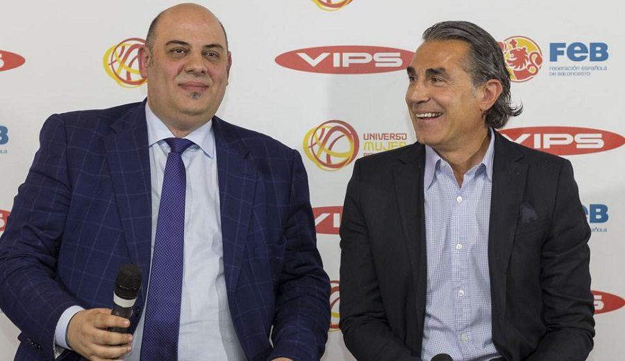 Jorge Garbajosa explica la situación de Mondelo y Scariolo con la Selección