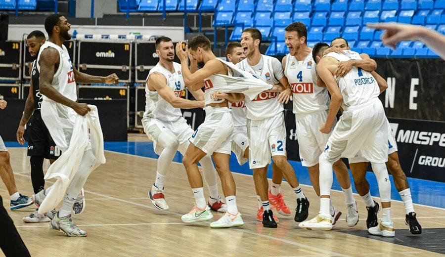 Tiro ganador y partido perfecto: la exhibición de un ex del Bilbao Basket para dar la victoria al Buducnost