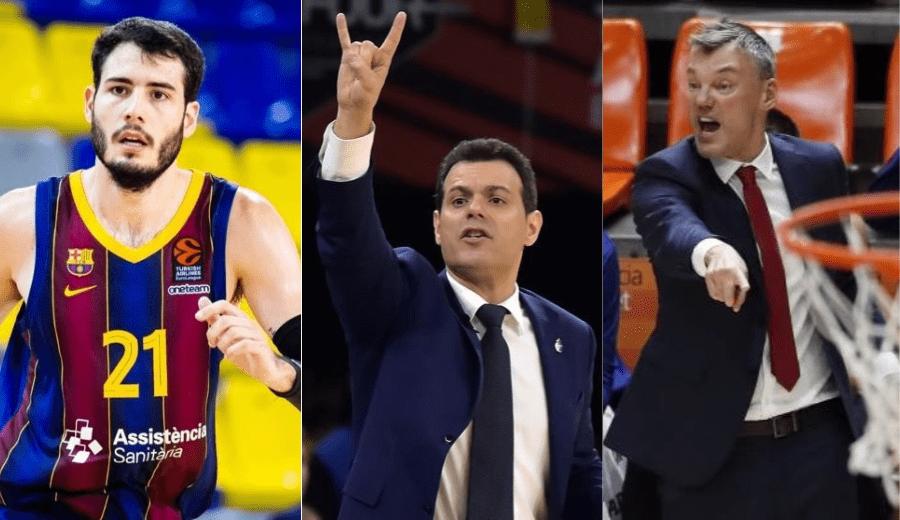Reacciones en la Euroliga: Jasikevicius, Abrines, Delaney o Itoudis hablan de la complicada situación…