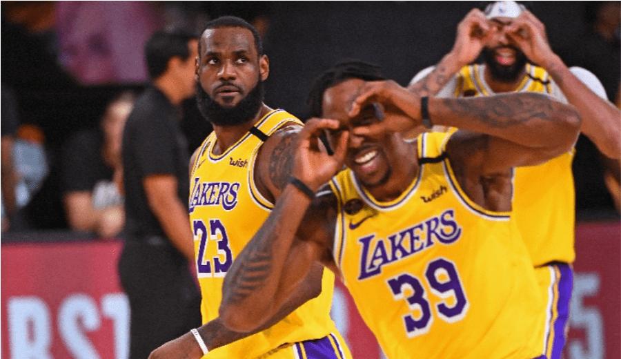 Los Lakers pasan por encima de los Heat en el estreno de las Finales: las claves (Vídeo)