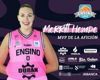 La MVP y el quinteto ideal de la jornada en la Liga Femenina Endesa
