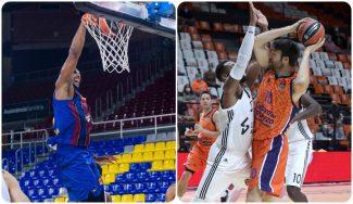 El Barça puede con el CSKA de Moscú y Van Rossom da una victoria agónica al Valencia Basket (Vídeo)