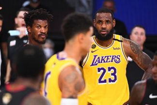 Miami Heat – Los Angeles Lakers: Horario y dónde ver en TV hoy el 6º partido de la final de la NBA