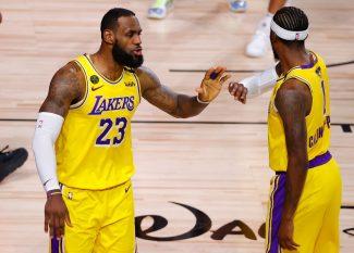 James y Davis dejan a los Lakers a un paso del anillo: así fue el cuarto partido de las Finales NBA (Vídeo)