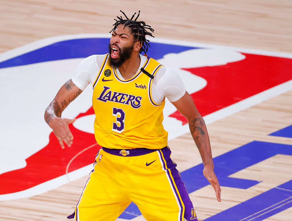 Anthony Davis renueva con los Lakers: 5 temporadas por 190 millones de dólares