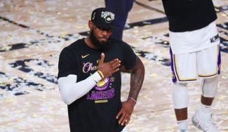 LeBron James, a la caza de Michael Jordan: hitos de una carrera legendaria