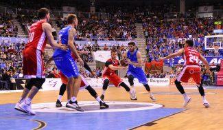 Aplazado el Hereda San Pablo Burgos – UCAM Murcia de la jornada 7 por cuatro positivos