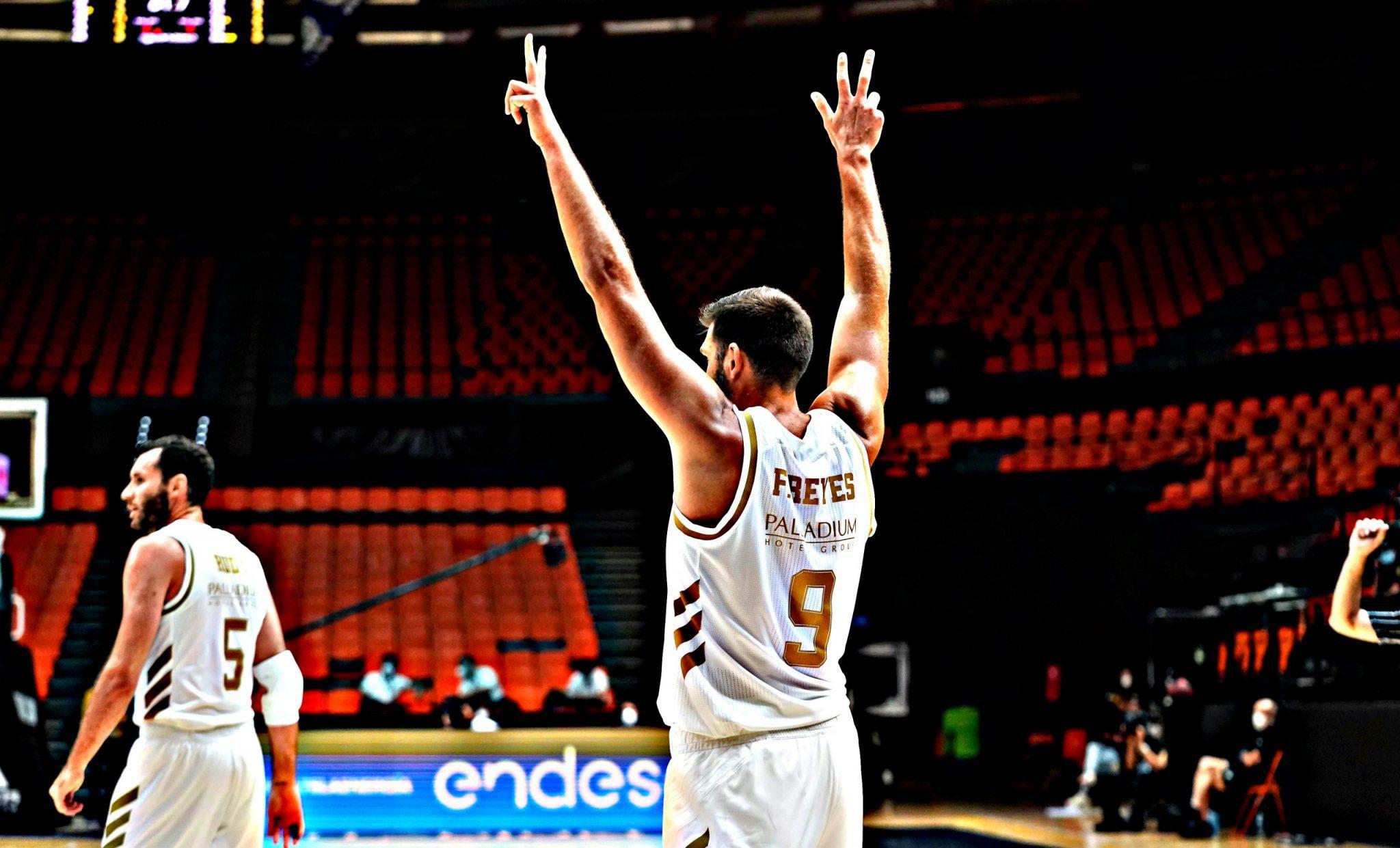 Ranking de máximos anotadores de la ACB: Felipe Reyes supera a Navarro en la cuarta posición