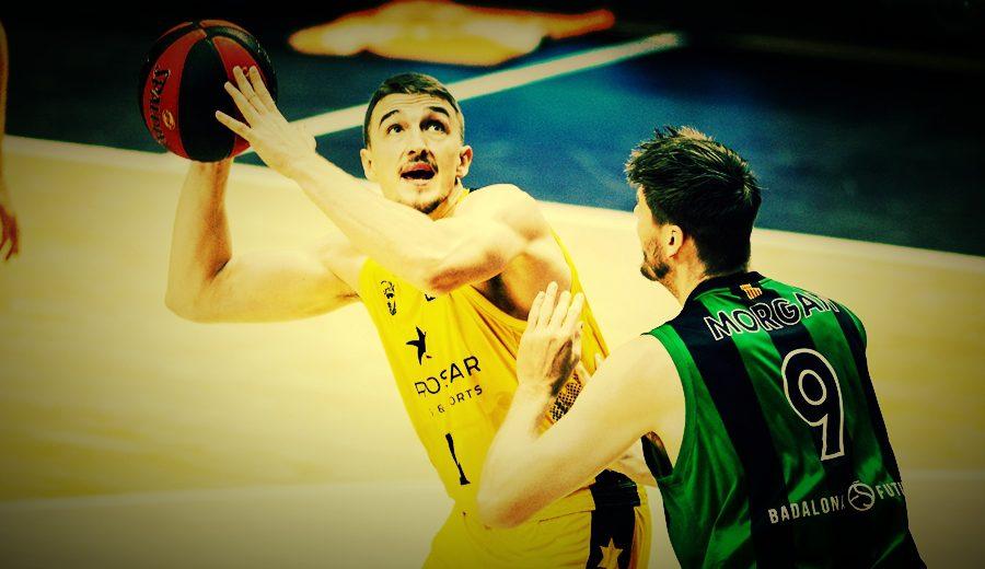 MoraBanc Andorra refuerza su juego interior con la llegada de Tomasz Gielo