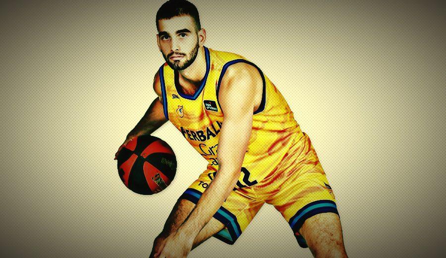 Refuerzo exterior para el RETAbet Bilbao Basket: llega Jovan Kljajic desde el Herbalife Gran Canaria