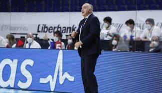 Las palabras de Laso tras su segunda derrota en Euroliga: «Esto ha empezado ya y vamos tarde»