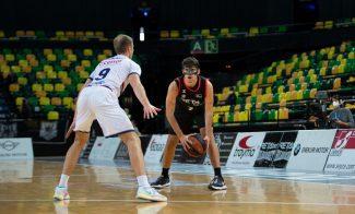 El gran gesto del RETAbet Bilbao Basket con Tomeu Rigo tras su grave lesión de rodilla