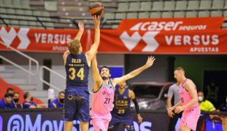 El UCAM Murcia tumba al Barça: decisivo Jordan Davis y la autocrítica de Jasikevicius