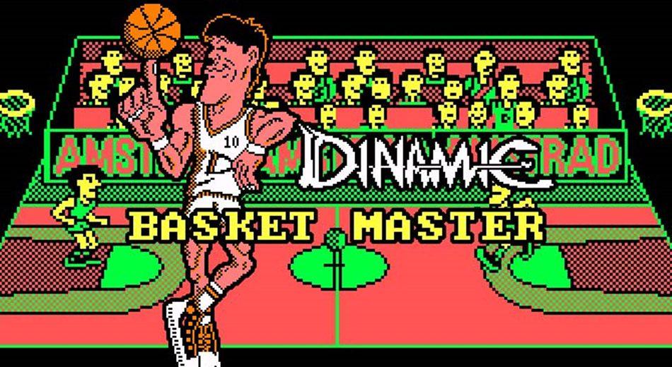 ¿Recuerdas el Fernando Martín Basket Master? El videojuego en el que te enfrentabas a él en un uno vs uno (Vídeo)