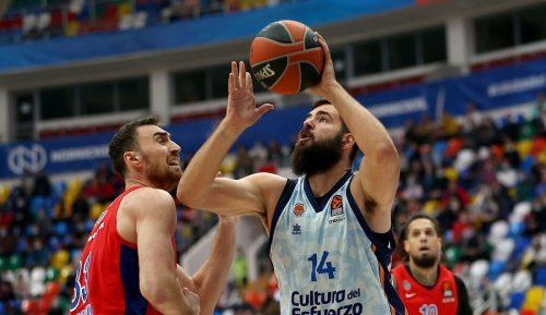 Territorio prohibido: El Valencia Basket cae ante el CSKA de Moscú en la Euroliga