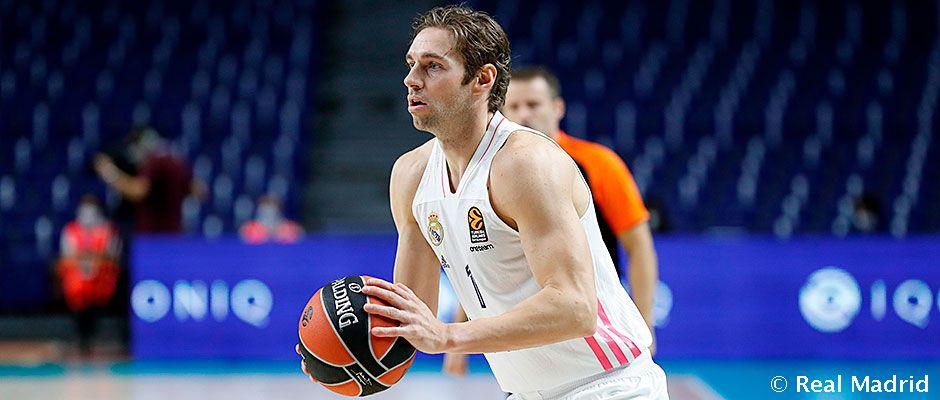 Aplazado el RETAbet Bilbao Basket-Real Madrid por el positivo de Causeur: se jugará el 4 de noviembre