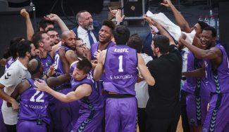 ¡Histórico Hereda San Pablo Burgos! Se lleva la Basketball Champions League con un brillante Thad McFadden