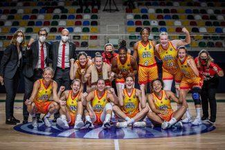 El Spar Girona vence en la previa de la Euroliga y jugará la fase de grupos