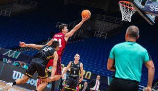 El Casademont Zaragoza gana el duelo español y se mete en semifinales de la Basketball Champions League