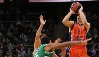 El mejor Valencia Basket brilla en Kaunas: vence al invicto Zalgiris en la Euroliga