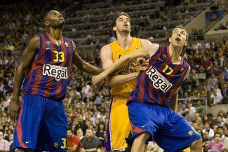 Cuando el Barça ganó a los Lakers: 10 años del pique entre Kobe y Mickeal. ¿Qué se dijeron?