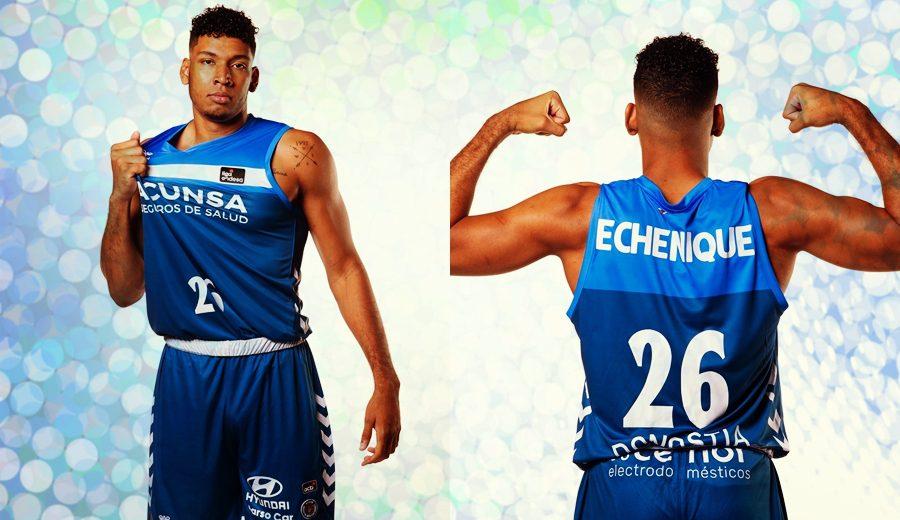 Jaime Echenique lidera la primera victoria del Acunsa GBC en la Liga Endesa 20/21
