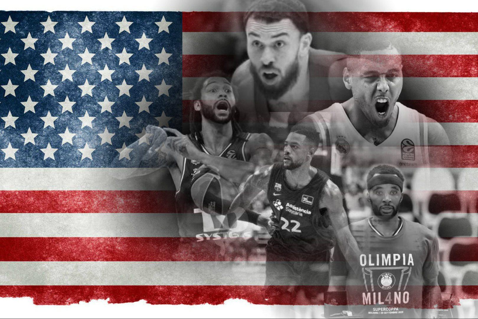 ¿Cómo sería una selección de Estados Unidos en los Juegos sin jugadores NBA?
