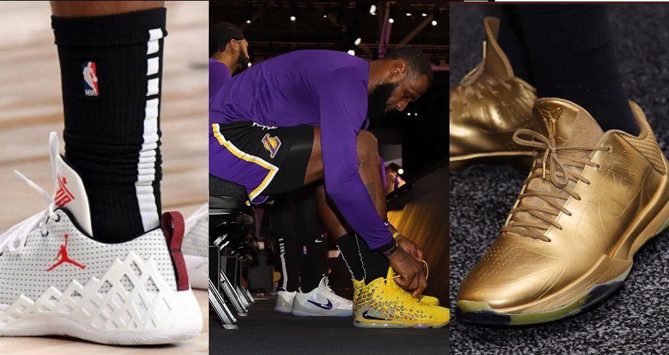 5 historias de zapatillas en las Finales de la NBA. ¿Qué han llevado?, por José Ajero